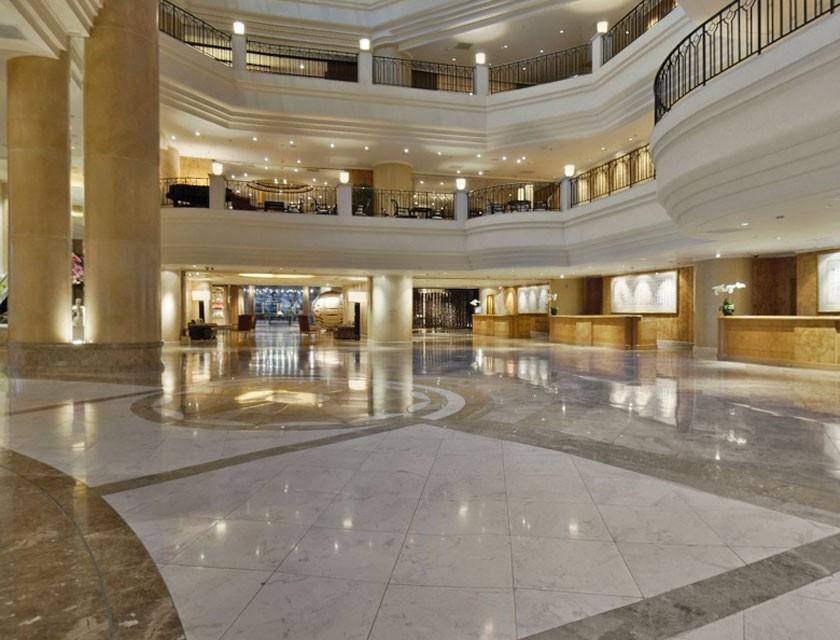 Grand Hyatt Taipei – Spencer Studios